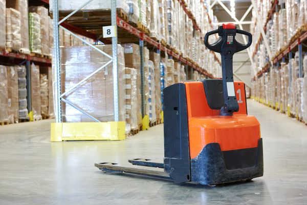 Electric Pallet Jack Safety Safety Toolbox Talks Meeting