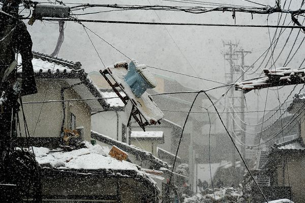 Downed Power Lines Safety Toolbox Talks Meeting Topics