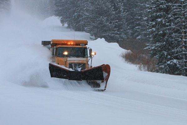 Snow Plow Seguridad